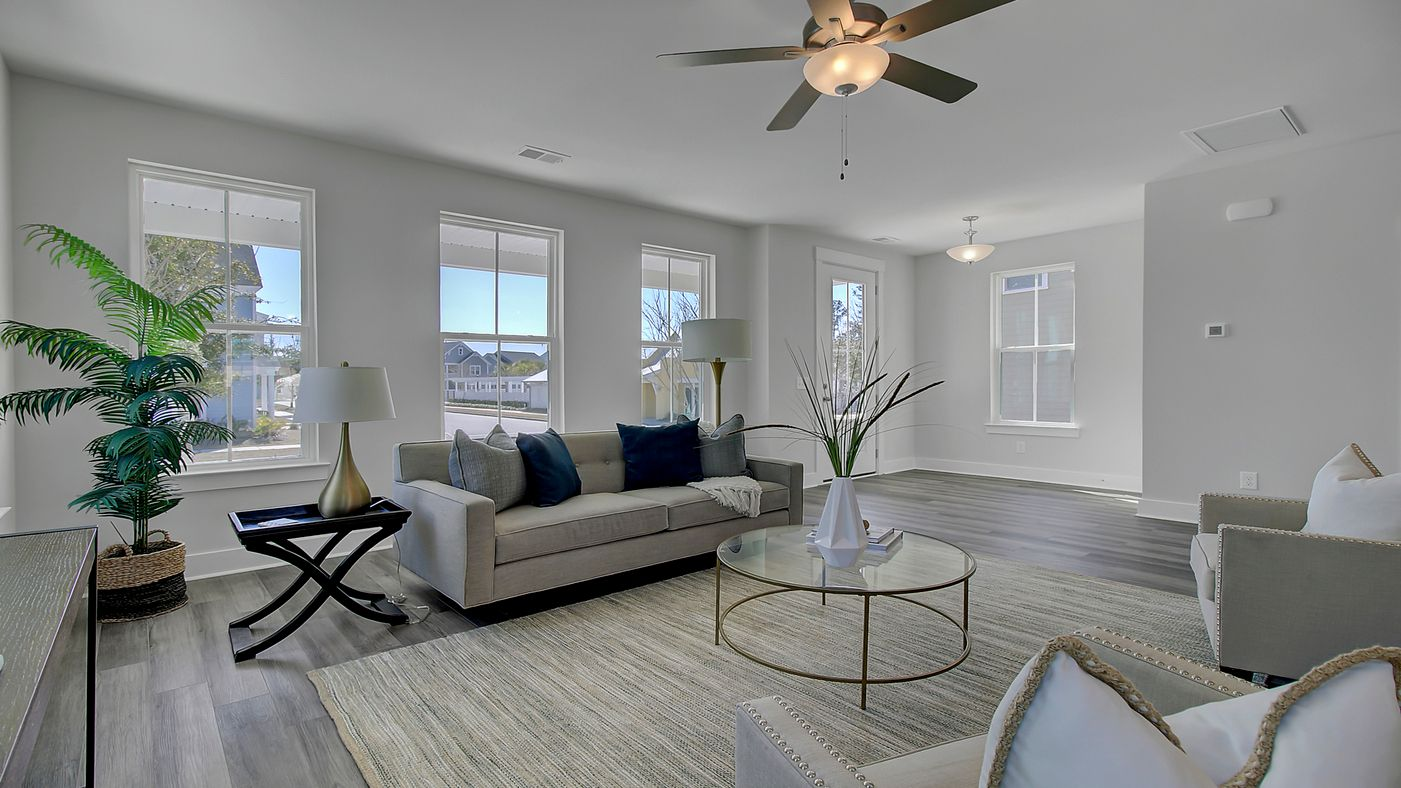 Living Area featured in the Buist By Stanley Martin Homes in Charleston, SC
