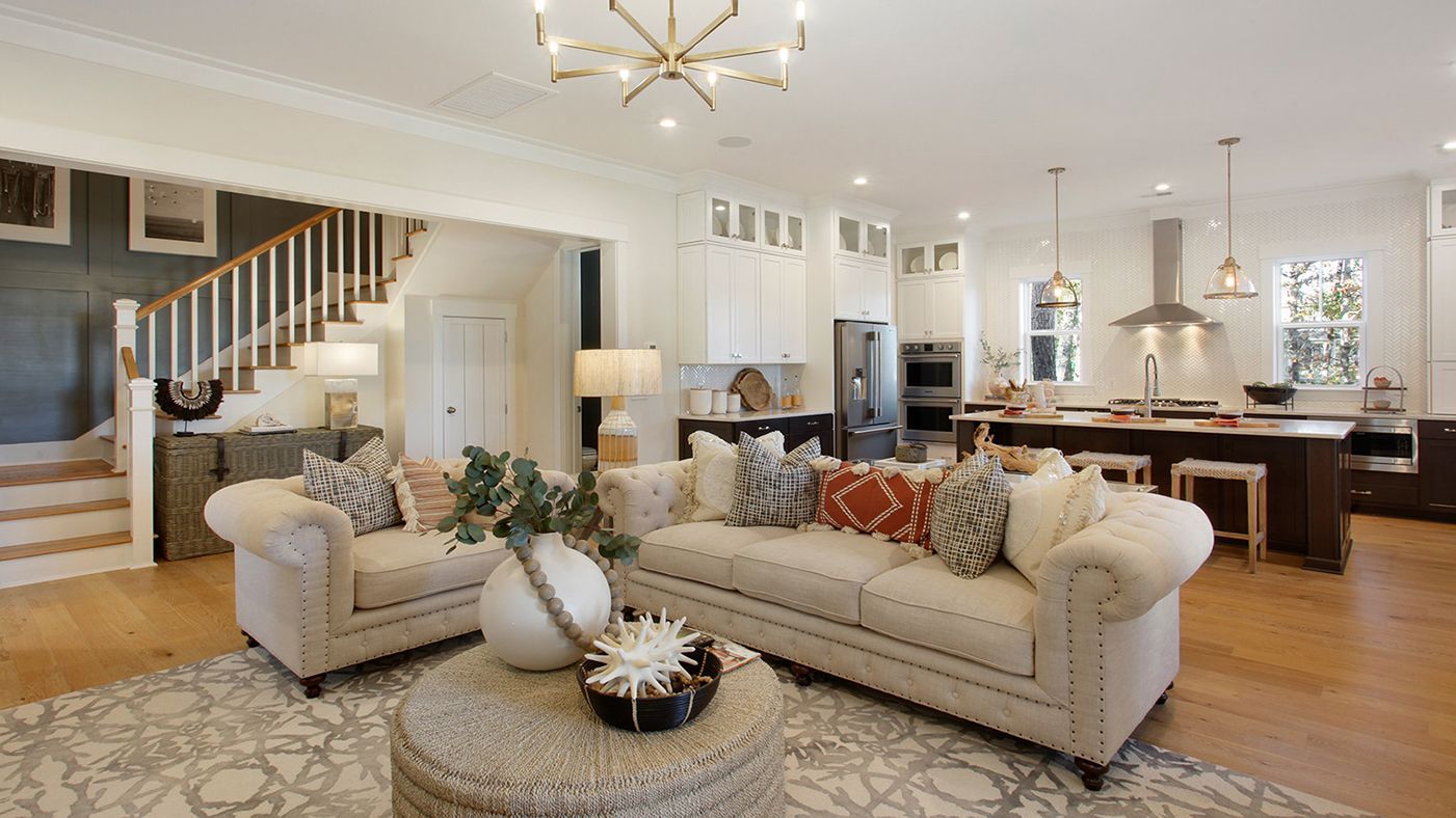 Living Area featured in the Riverside By Stanley Martin Homes in Hilton Head, SC
