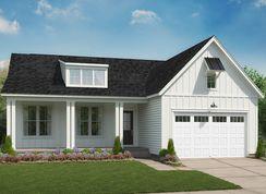 Jackson II - Woodhall: Apex, North Carolina - Stanley Martin Homes