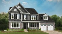 Cresset Overlook by Stanley Martin Homes in Raleigh-Durham-Chapel Hill North Carolina