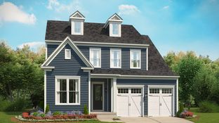 Edison II - Cresset Overlook: Durham, North Carolina - Stanley Martin Homes