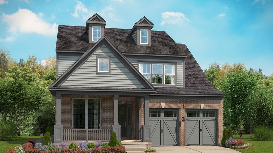 Exterior featured in the Edison II By Stanley Martin Homes in Raleigh-Durham-Chapel Hill, NC