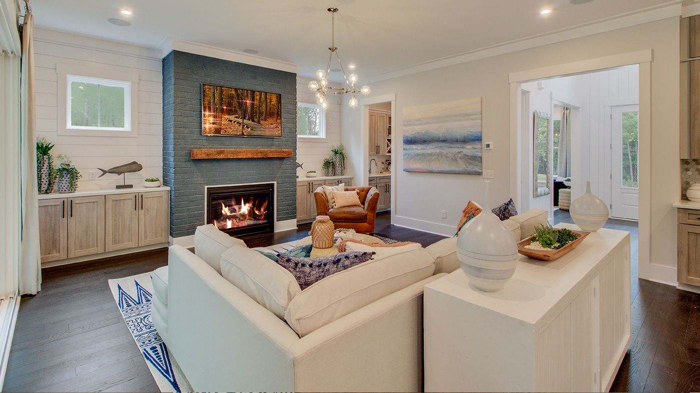 Living Area featured in the Prescott By Stanley Martin Homes in Charleston, SC