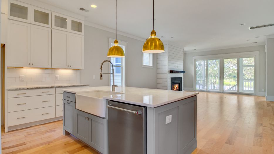 Kitchen featured in the Moreland By Stanley Martin Homes in Hilton Head, SC