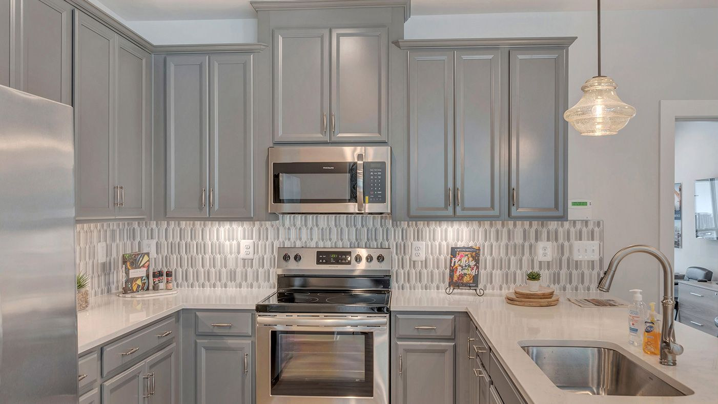 Kitchen featured in the Williams By Stanley Martin Homes in Richmond-Petersburg, VA