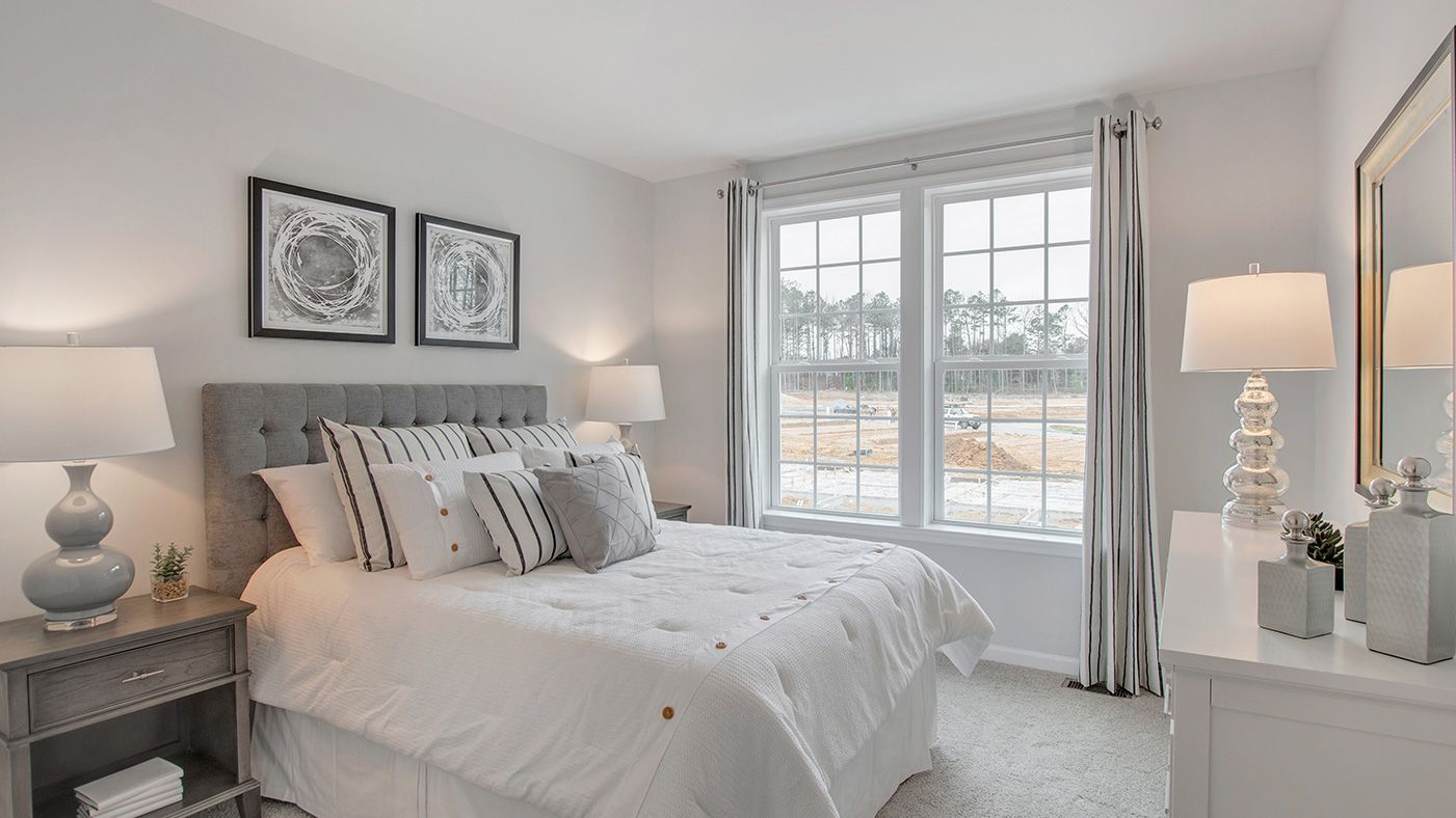Bedroom featured in the Williams By Stanley Martin Homes in Richmond-Petersburg, VA