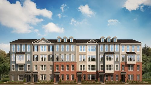 New Condo & Townhome Communities in Henrico | NewHomeSource on