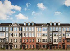 Paxton - Wistar Glen: Henrico, Virginia - Stanley Martin Homes