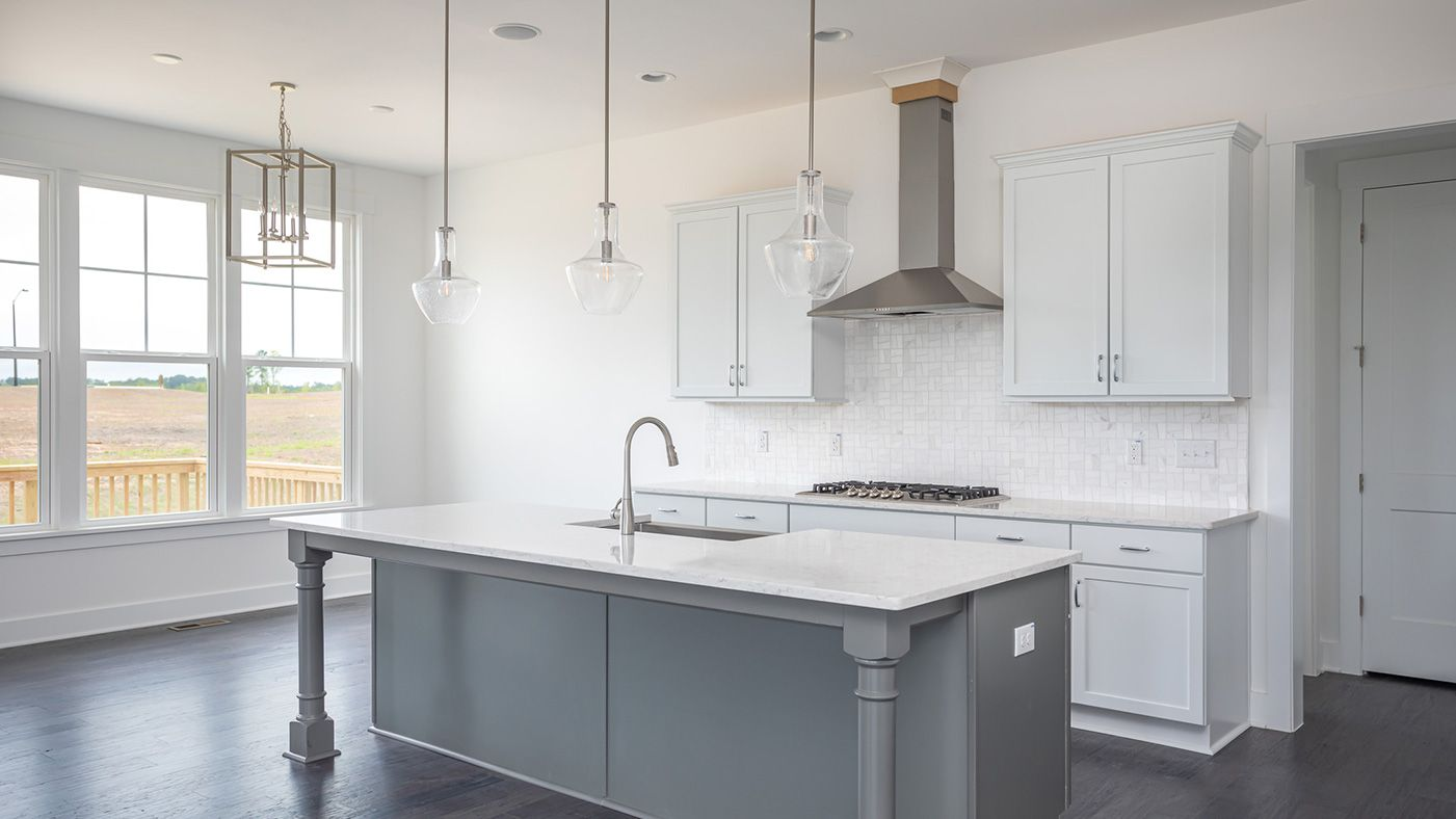 Kitchen featured in the Grayton II By Stanley Martin Homes in Raleigh-Durham-Chapel Hill, NC