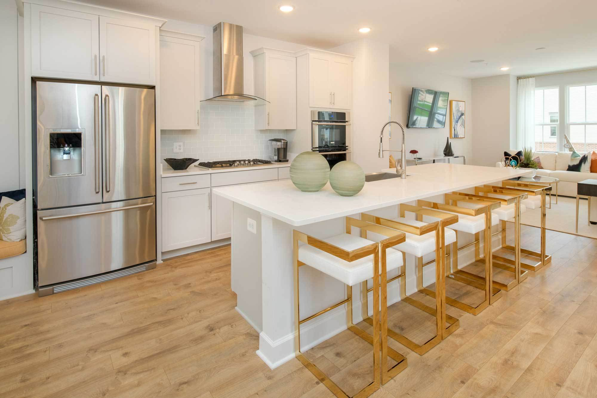 Kitchen featured in the Jenkins By Stanley Martin Homes in Washington, MD