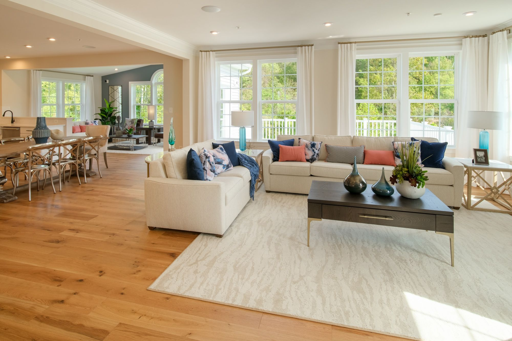 Living Area featured in the Chatham By Stanley Martin Homes in Washington, MD