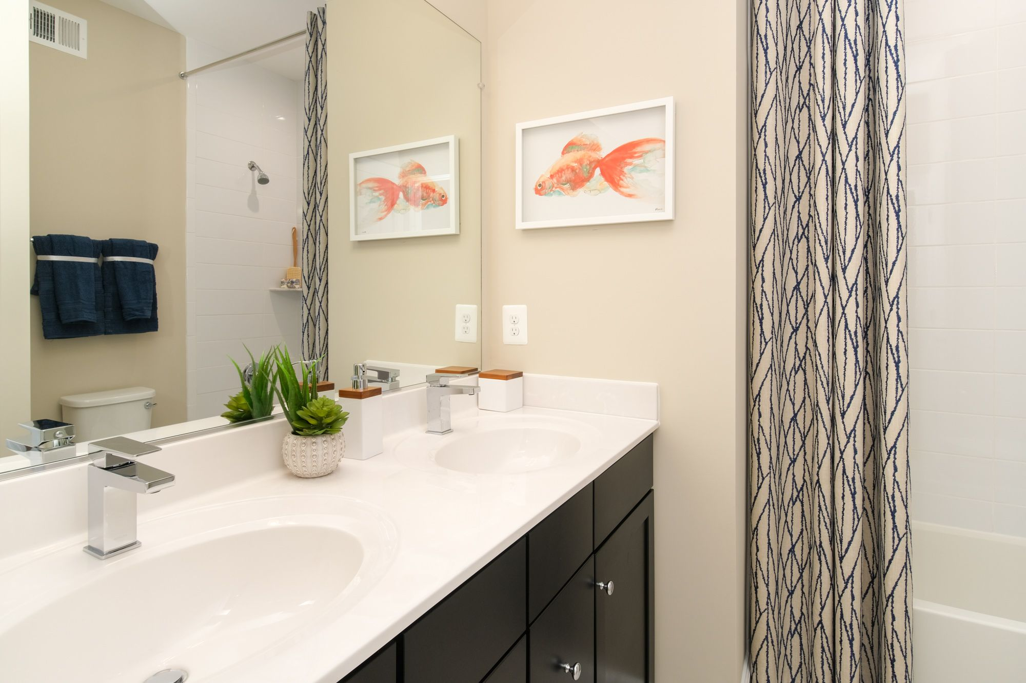 Bathroom featured in the Chatham By Stanley Martin Homes in Washington, MD