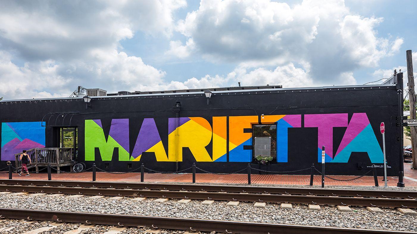 'Sessions Walk' by Stanley Martin Companies_Atlanta in Atlanta