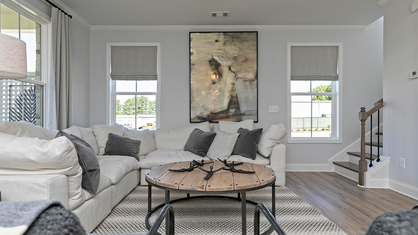 Living Area featured in the Bridget By Stanley Martin Homes in Atlanta, GA