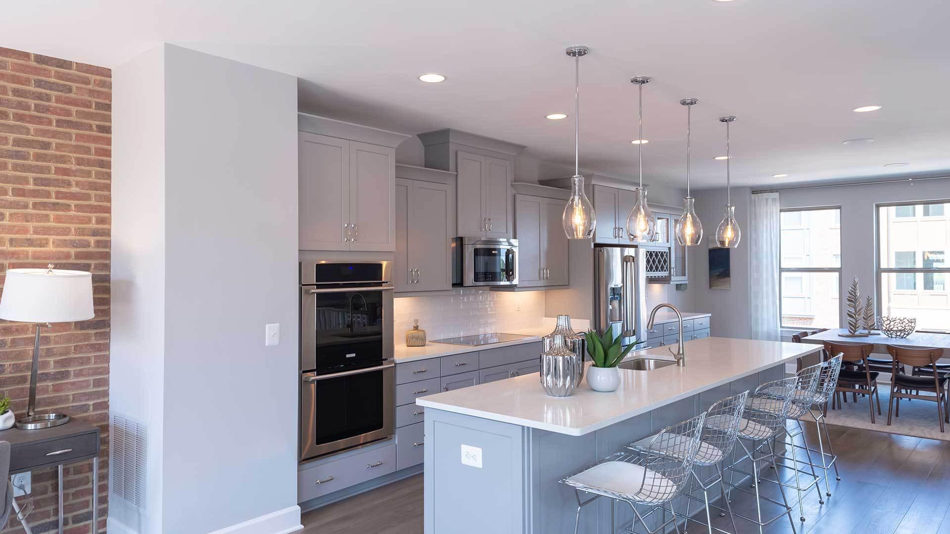 Kitchen featured in the Bridget By Stanley Martin Homes in Atlanta, GA