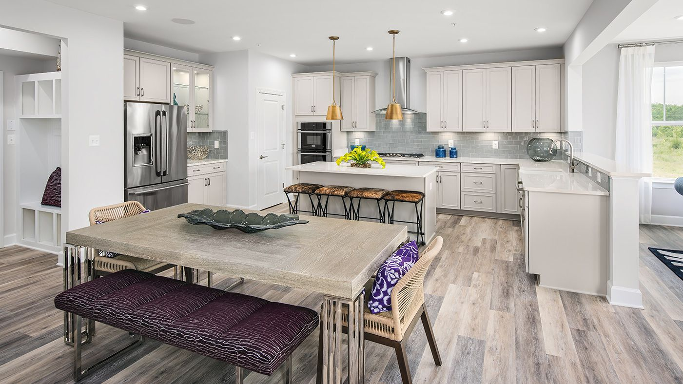 Kitchen featured in the Elizabeth By Stanley Martin Homes in Washington, MD