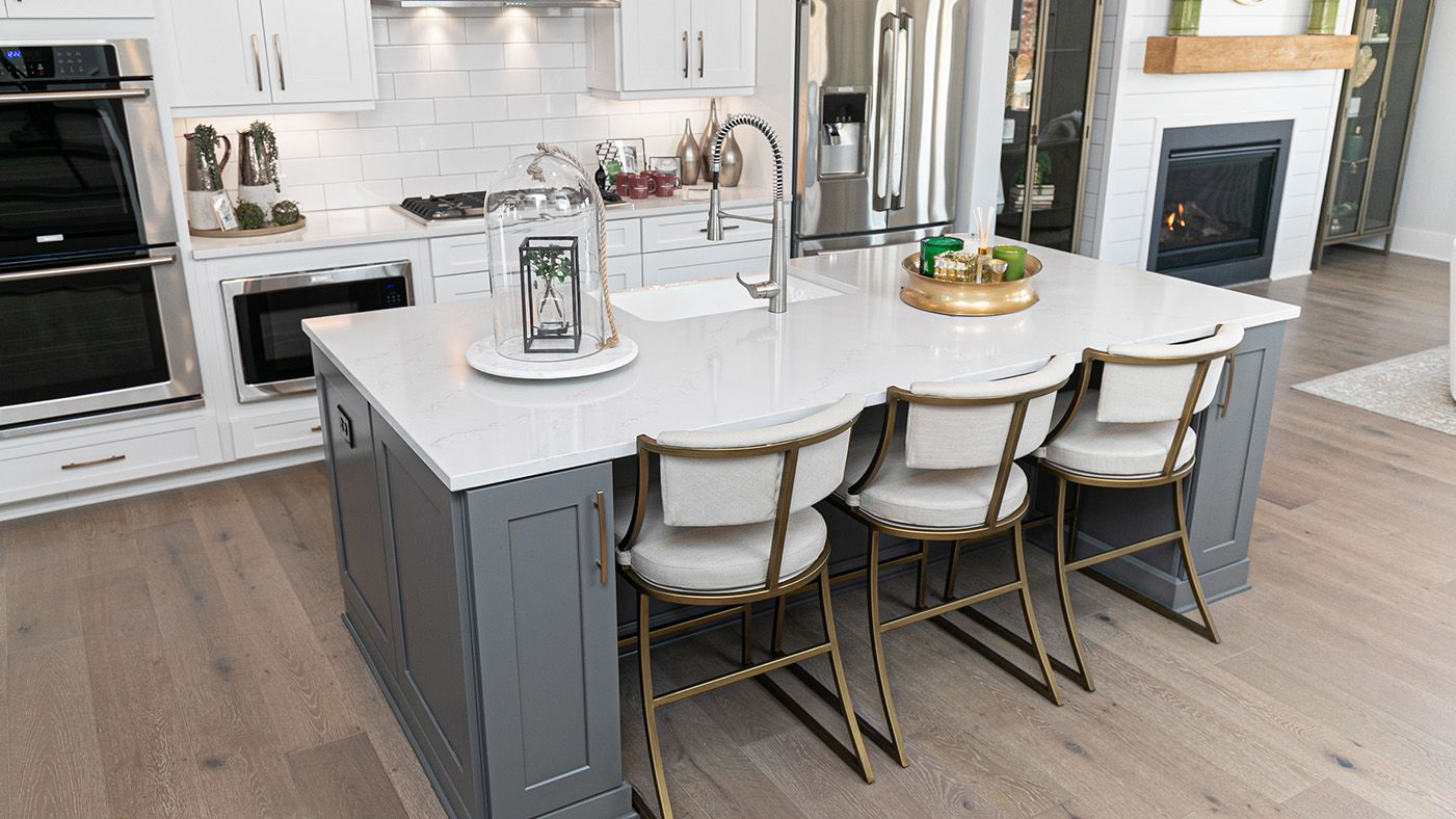Kitchen featured in the Woodruff By Stanley Martin Homes in Atlanta, GA