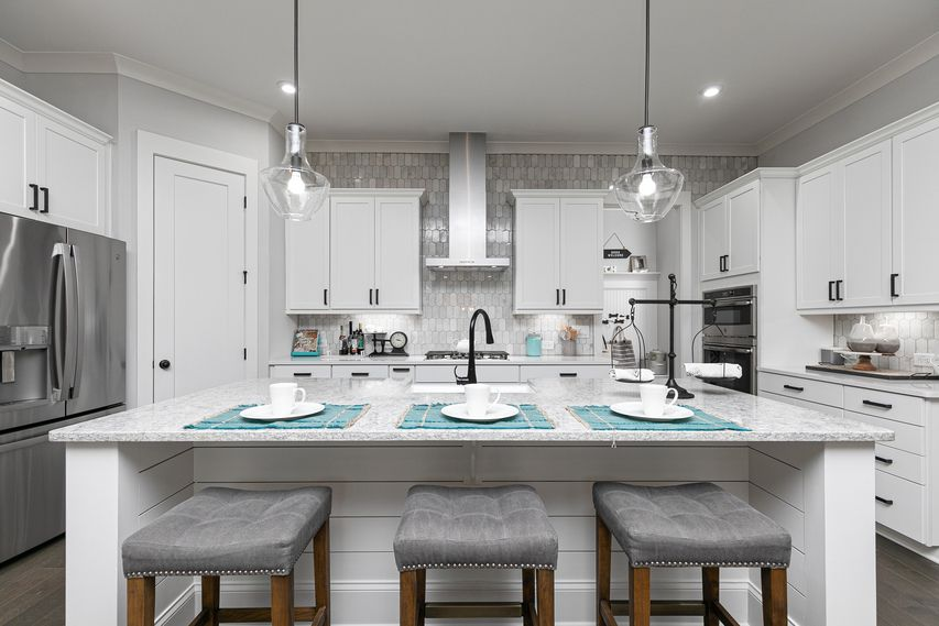 Kitchen featured in the Barnesdale By Stanley Martin Homes in Atlanta, GA