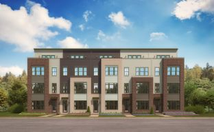 Westside at Shady Grove by Stanley Martin Homes in Washington Maryland