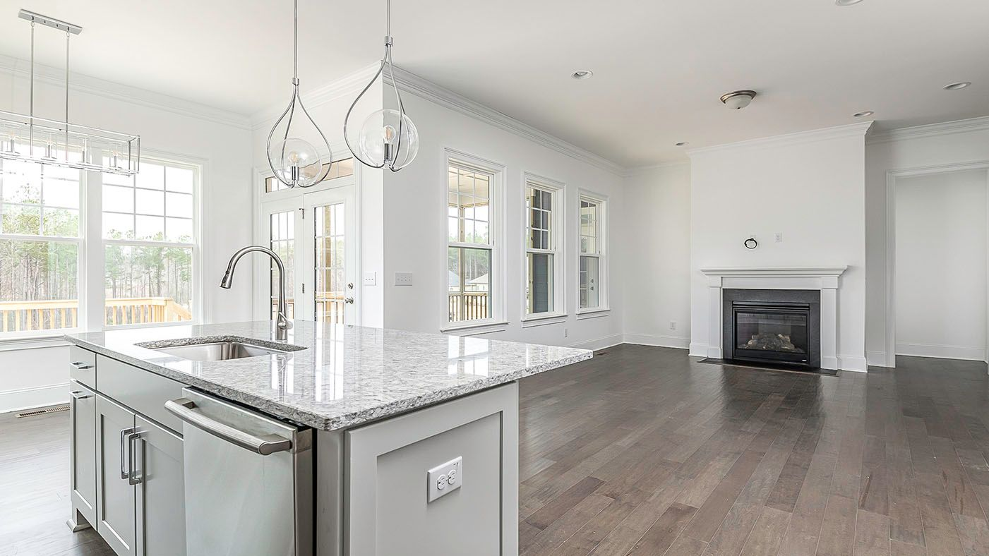 Kitchen featured in the Shelby II By Stanley Martin Homes in Raleigh-Durham-Chapel Hill, NC