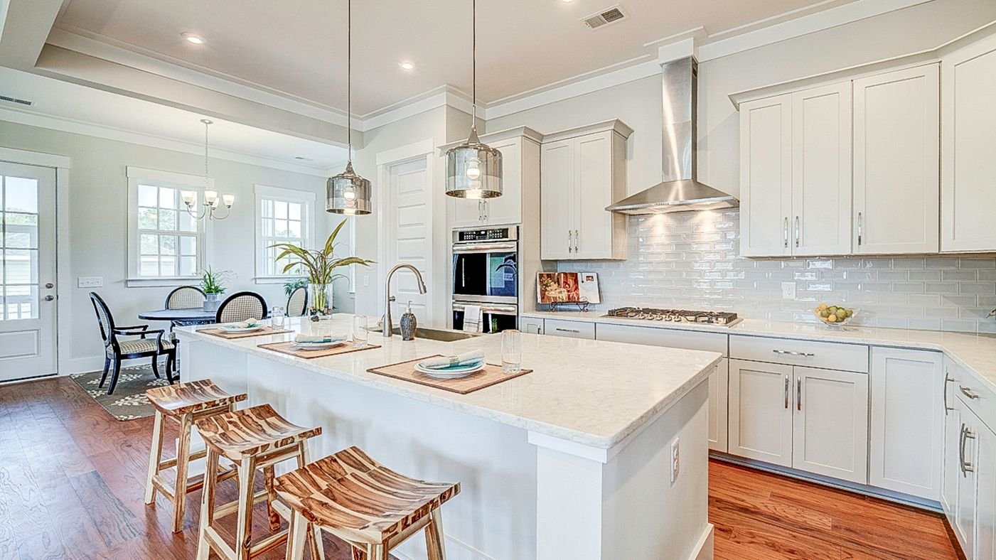 Kitchen featured in the Horlbeck By Stanley Martin Homes in Hilton Head, SC