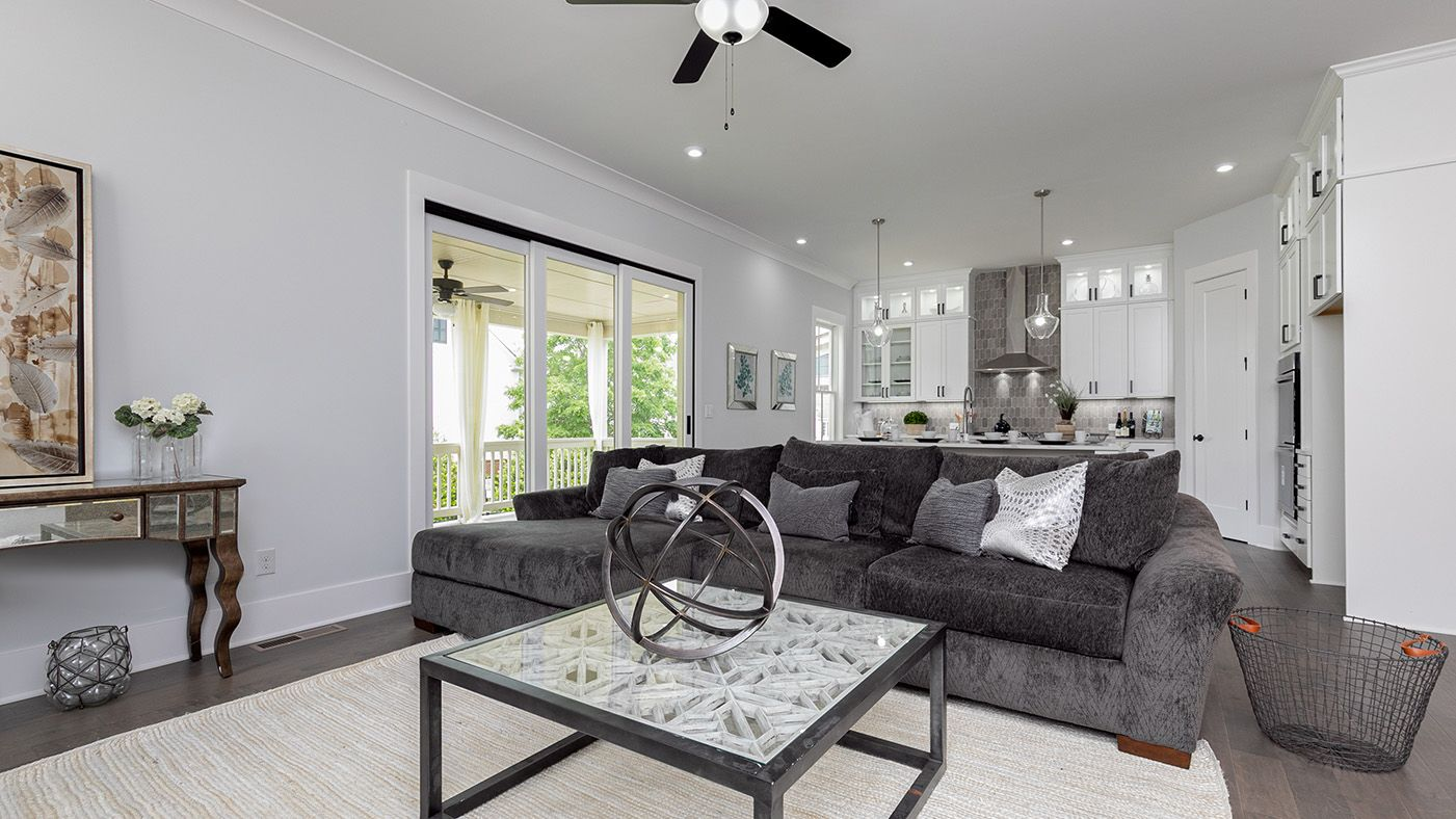 Living Area featured in the Allenbrook By Stanley Martin Homes in Atlanta, GA