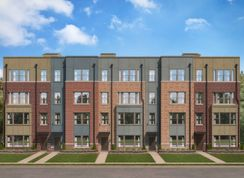 Jones - Westside at Shady Grove: Rockville, District Of Columbia - Stanley Martin Homes
