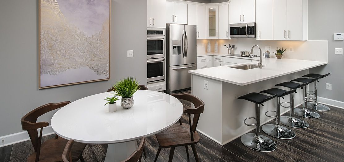 Kitchen featured in the Jones By Stanley Martin Homes in Washington, MD