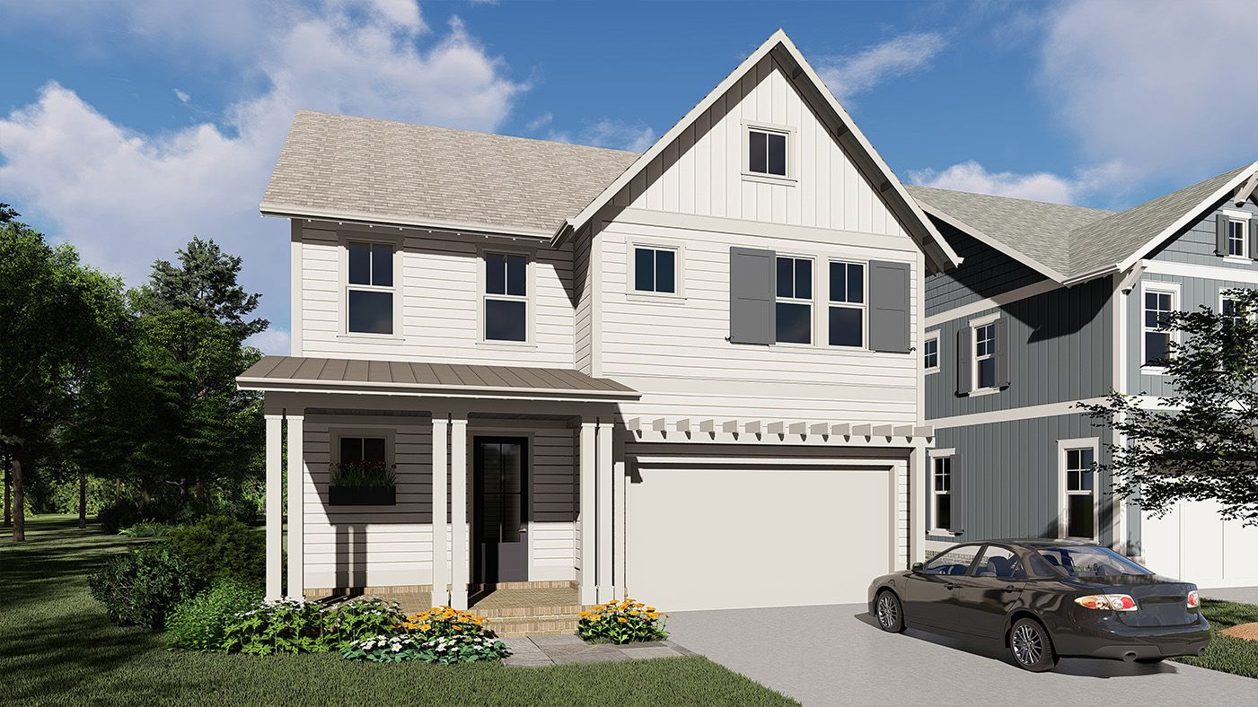 Exterior featured in the Weston By Stanley Martin Homes in Atlanta, GA