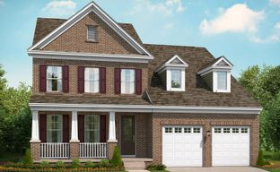 Windsor Mill by Stanley Martin Homes in Washington Maryland