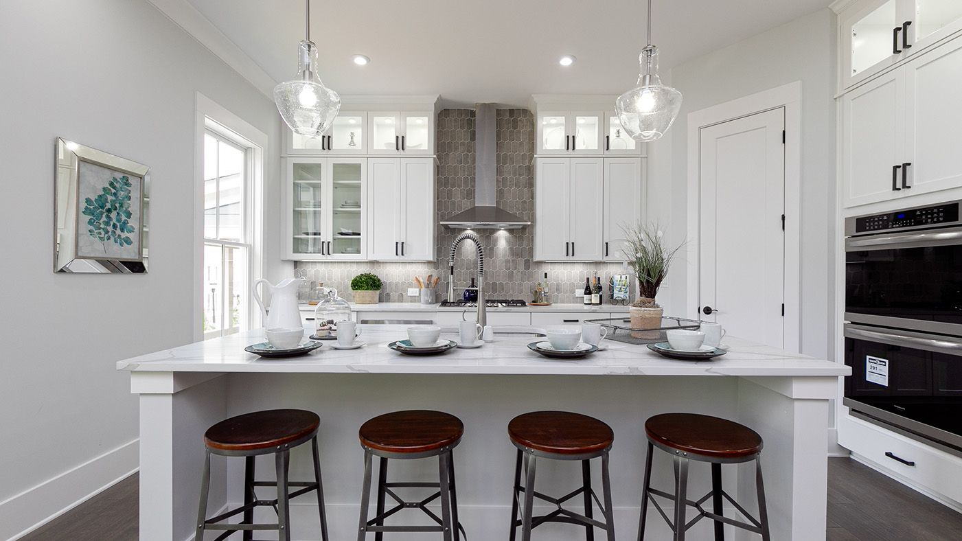 Kitchen featured in the Allenbrook By Stanley Martin Homes in Atlanta, GA