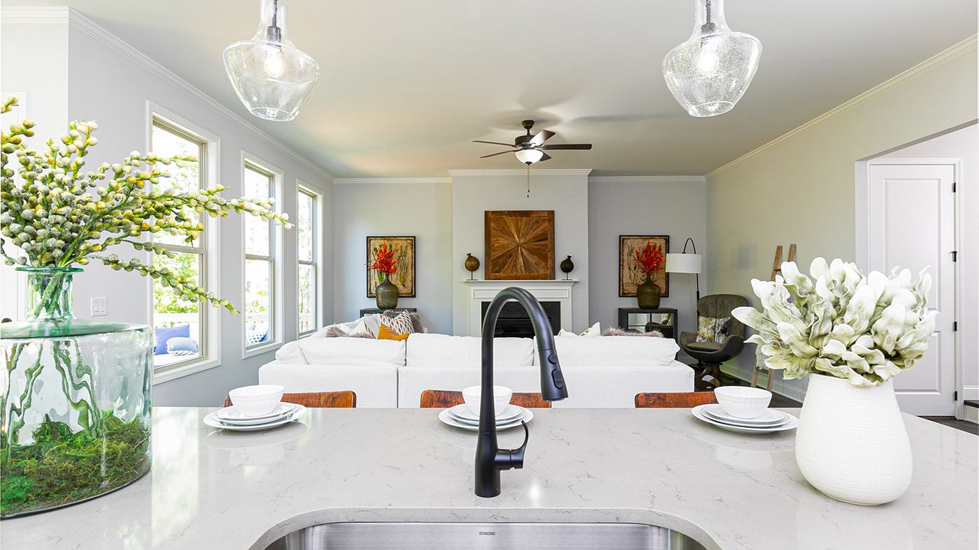 Kitchen featured in the Amelia By Stanley Martin Homes in Atlanta, GA