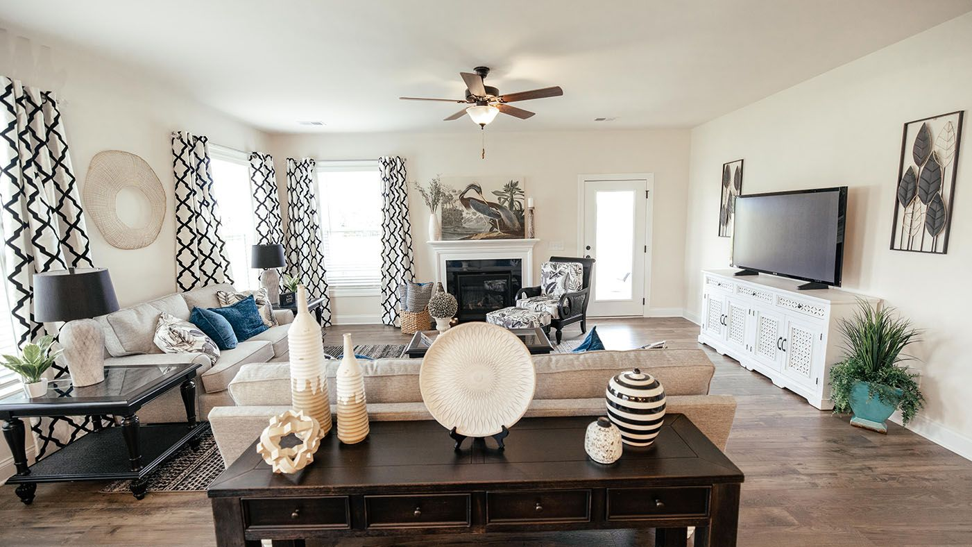 Living Area featured in the Rembert By Stanley Martin Homes in Columbia, SC