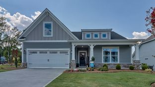 Winston - Club Ridge at Woodcreek: Elgin, South Carolina - Stanley Martin Homes