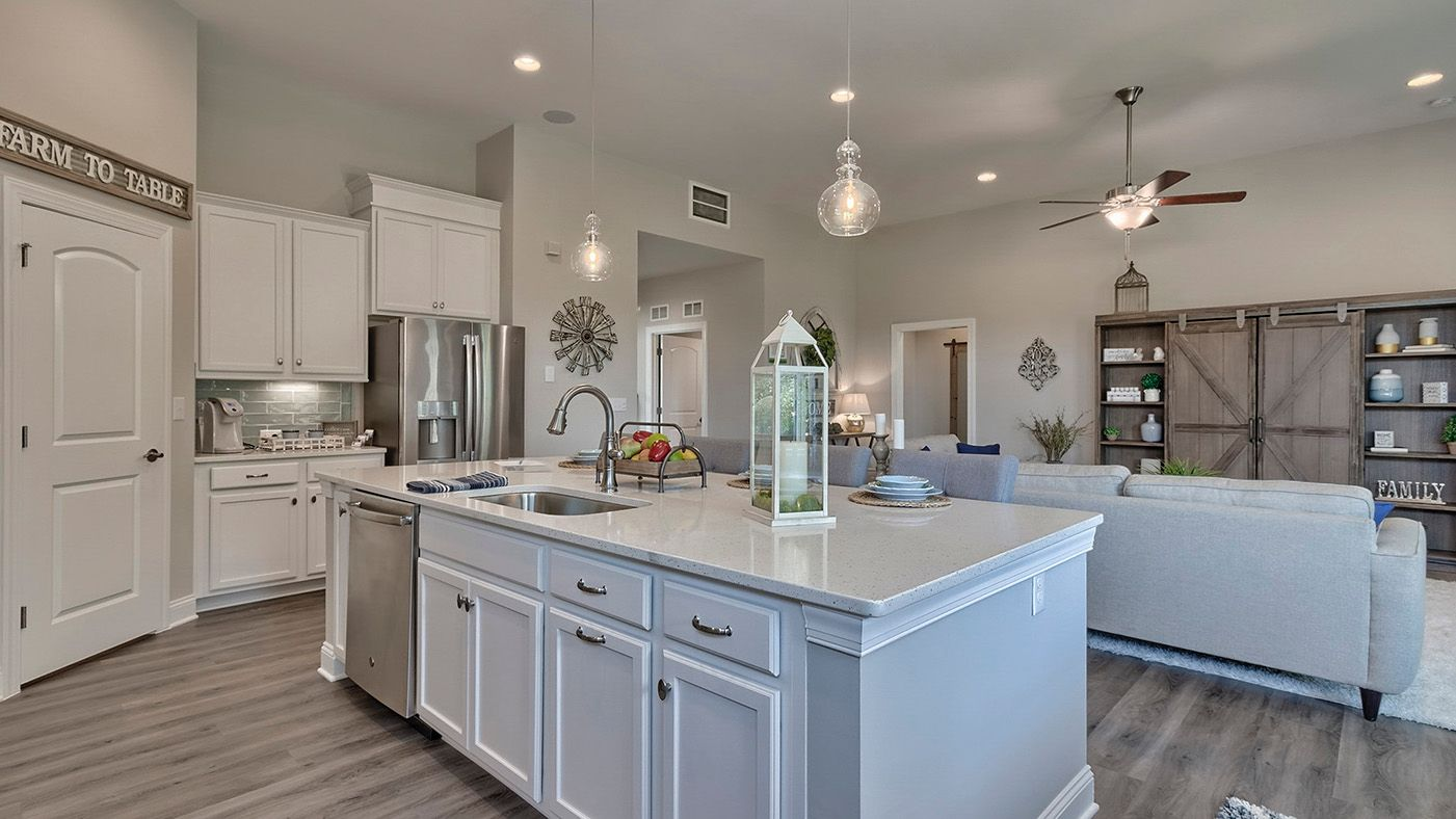 Kitchen featured in the Winston By Stanley Martin Homes in Columbia, SC