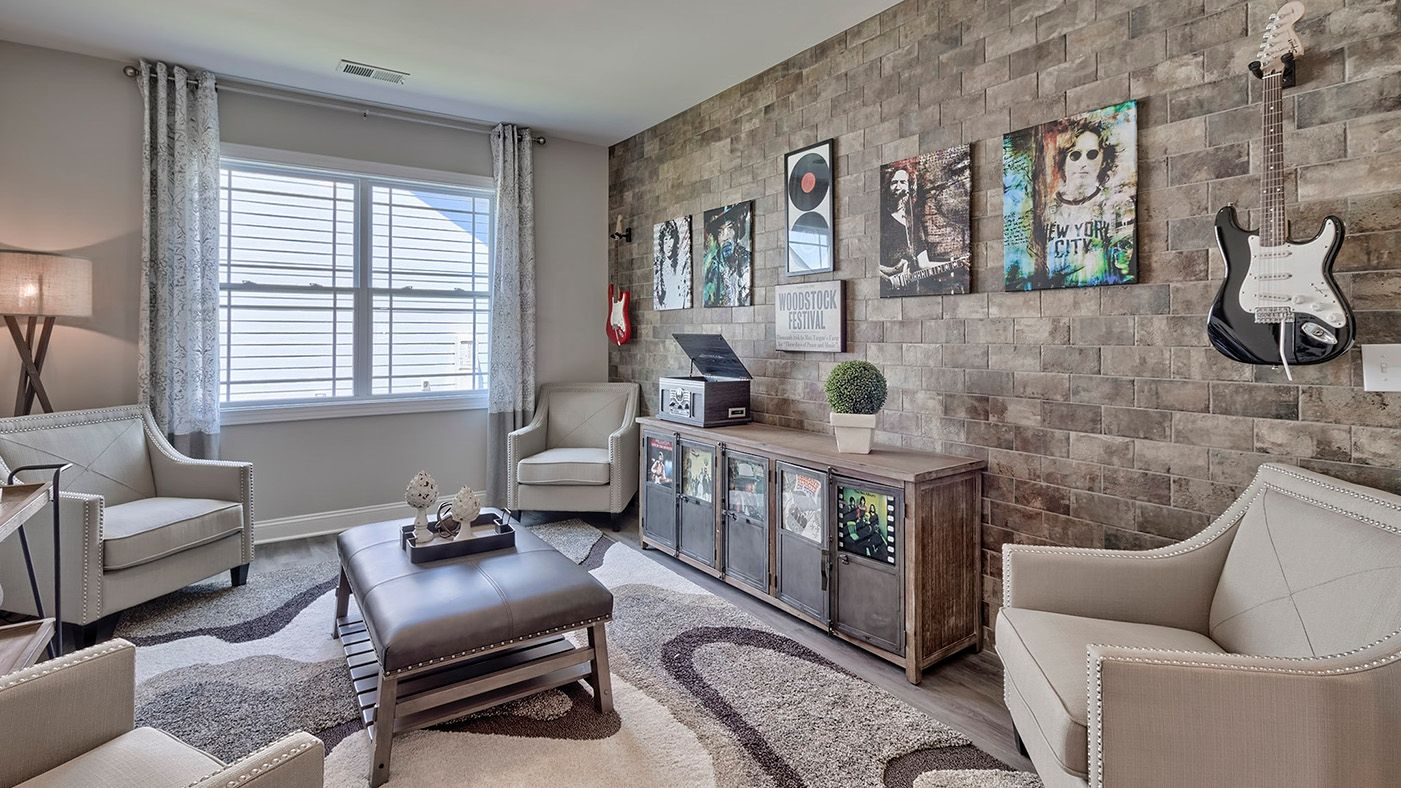 Living Area featured in the Winston By Stanley Martin Homes in Columbia, SC