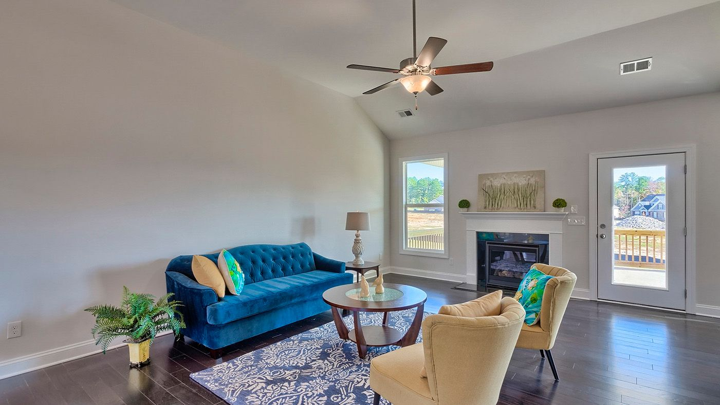 Living Area featured in the Jeremiah By Stanley Martin Homes in Columbia, SC