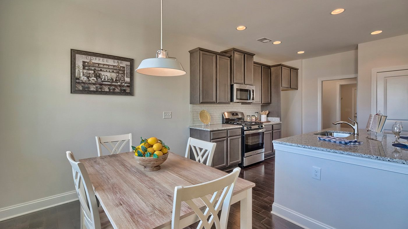 Kitchen featured in the Jeremiah By Stanley Martin Homes in Columbia, SC