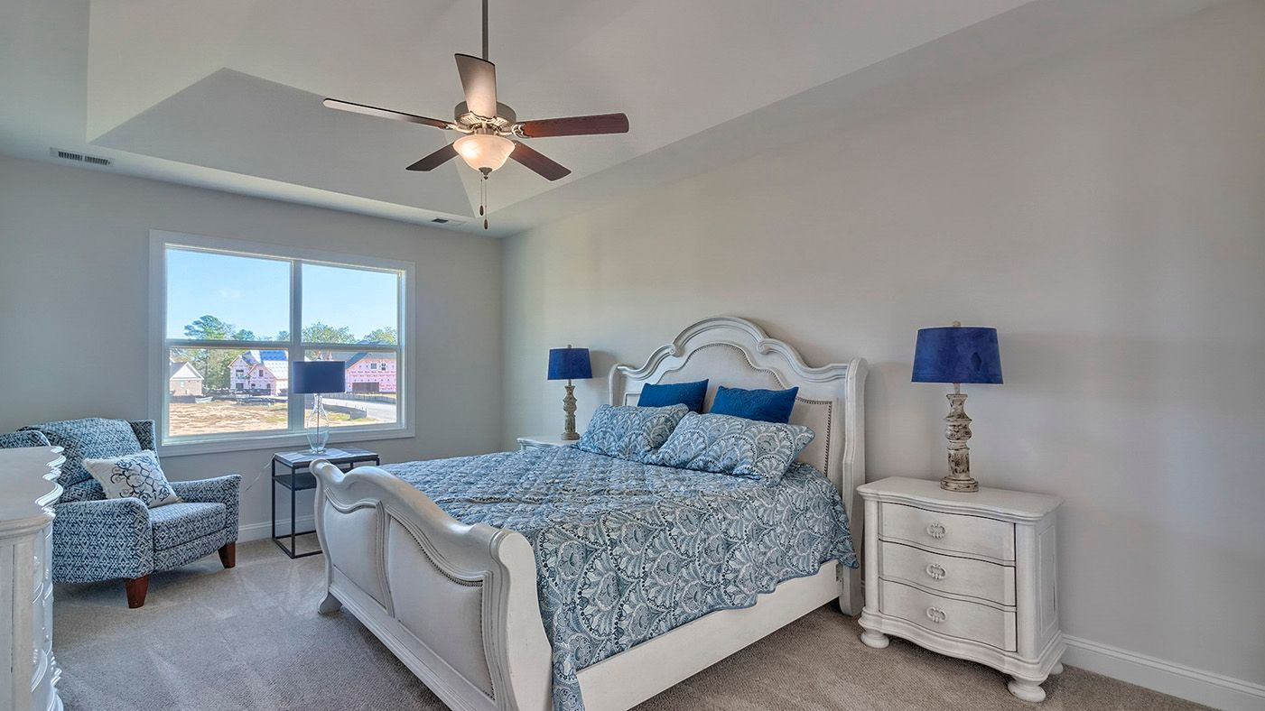 Bedroom featured in the Jeremiah By Stanley Martin Homes in Columbia, SC
