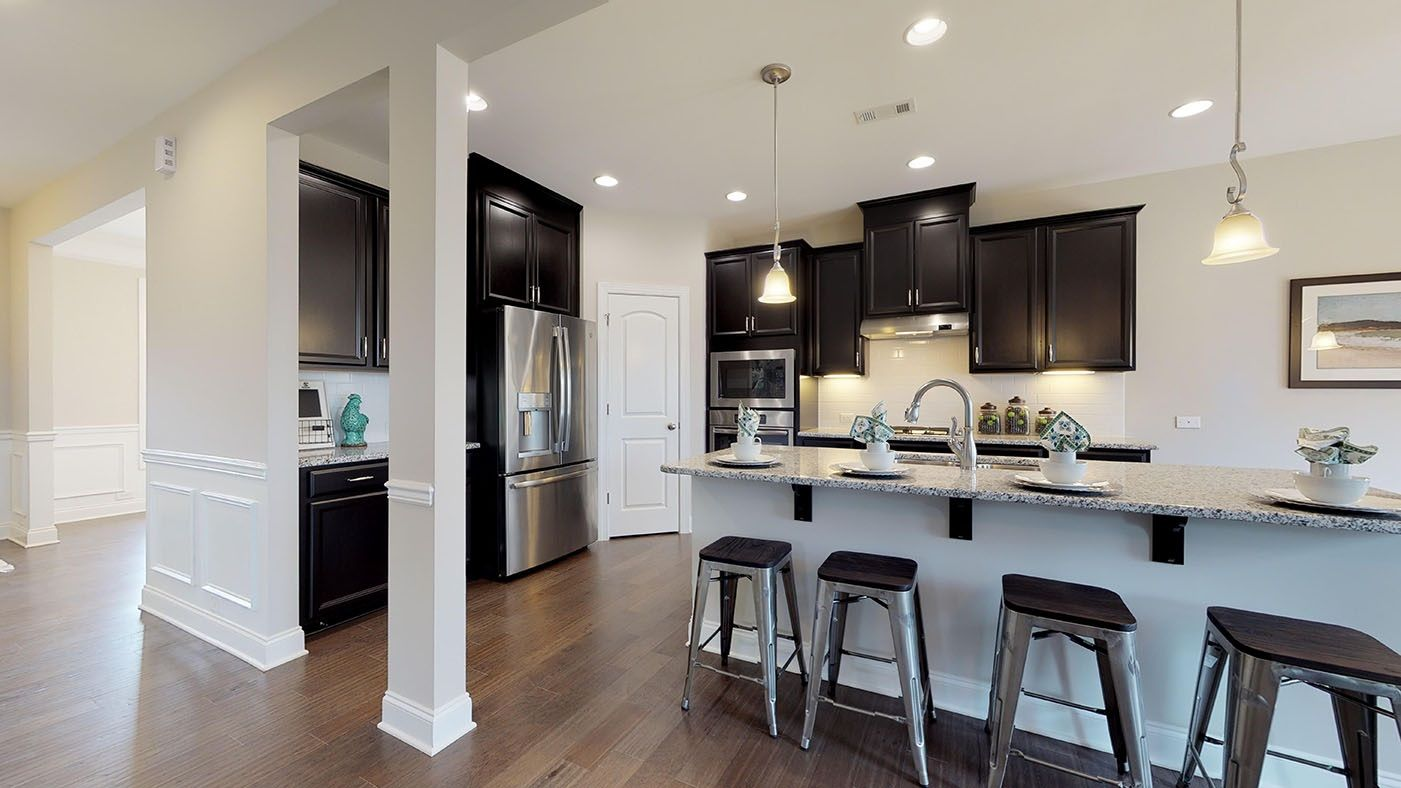 Kitchen featured in the Brantley By Stanley Martin Homes in Columbia, SC