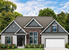Jeremiah - The Terrace at Longview: Lexington, South Carolina - Stanley Martin Homes