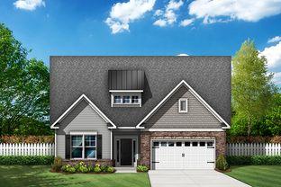 Woodlawn - The Villas at Covington: Indian Land, North Carolina - Stanley Martin Homes
