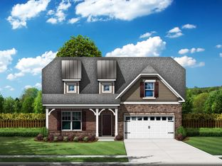 Winston - The Villas at Covington: Indian Land, North Carolina - Stanley Martin Homes