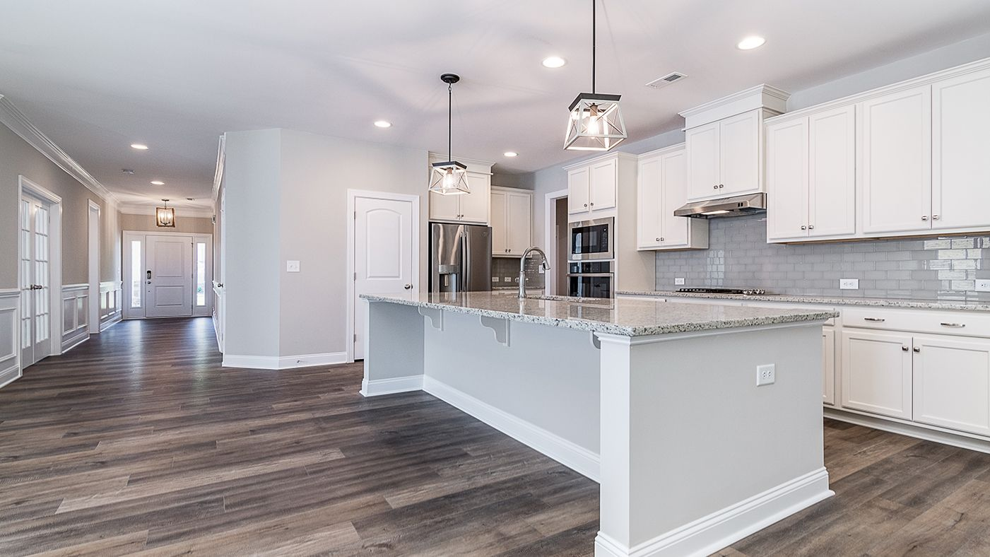 Kitchen featured in the Clover By Stanley Martin Homes in Greenville-Spartanburg, SC