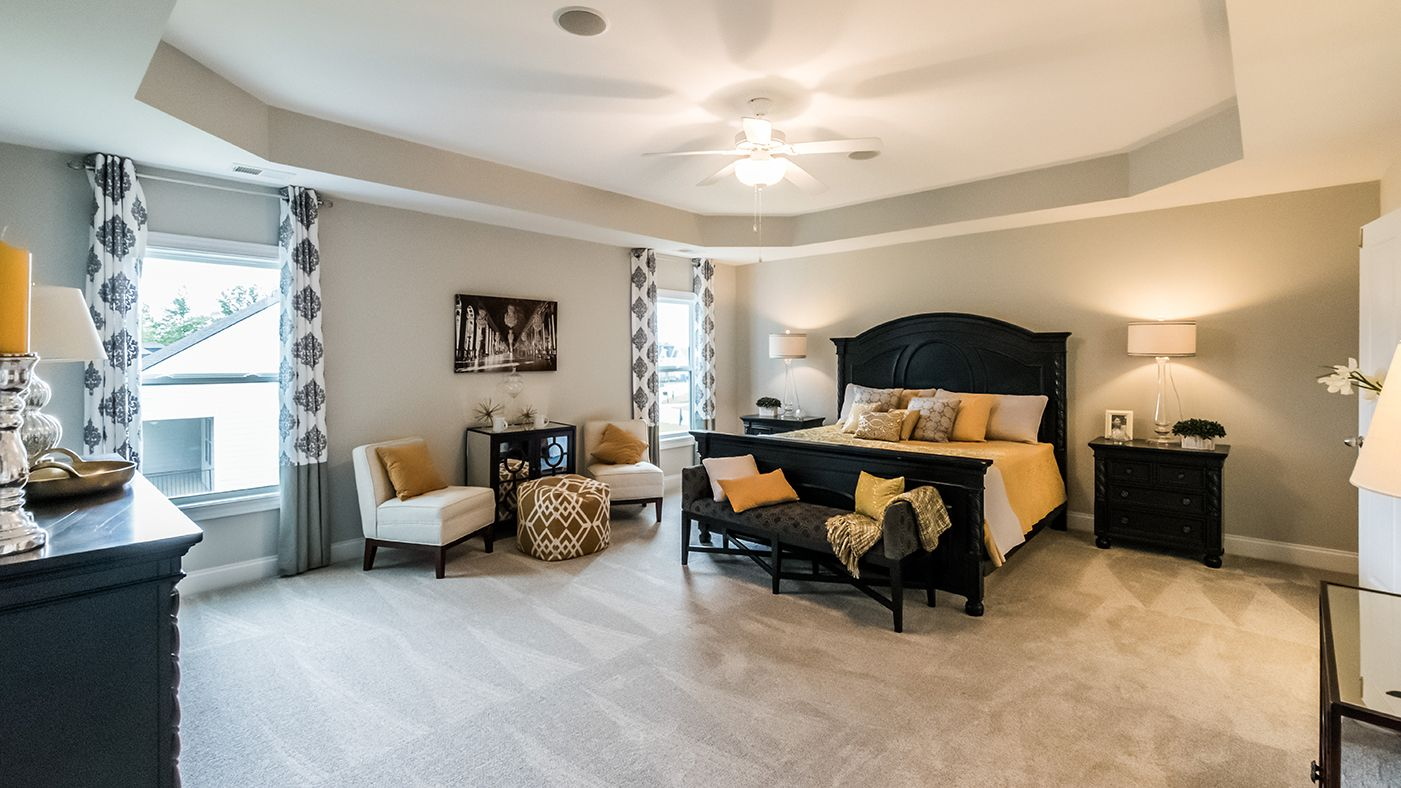 Bedroom featured in the Dillon By Stanley Martin Homes in Greenville-Spartanburg, SC