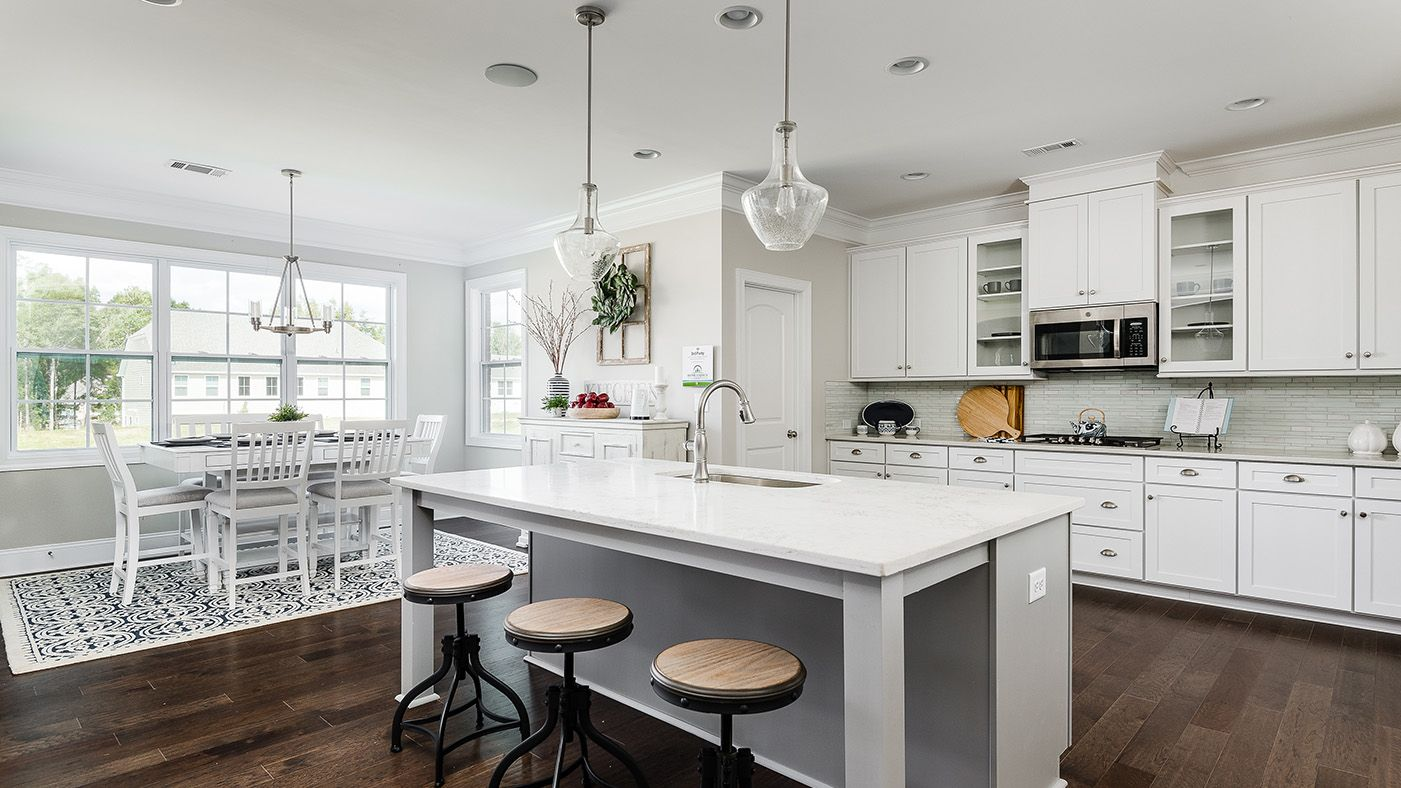 Kitchen featured in the Springfield By Stanley Martin Homes in Greenville-Spartanburg, SC