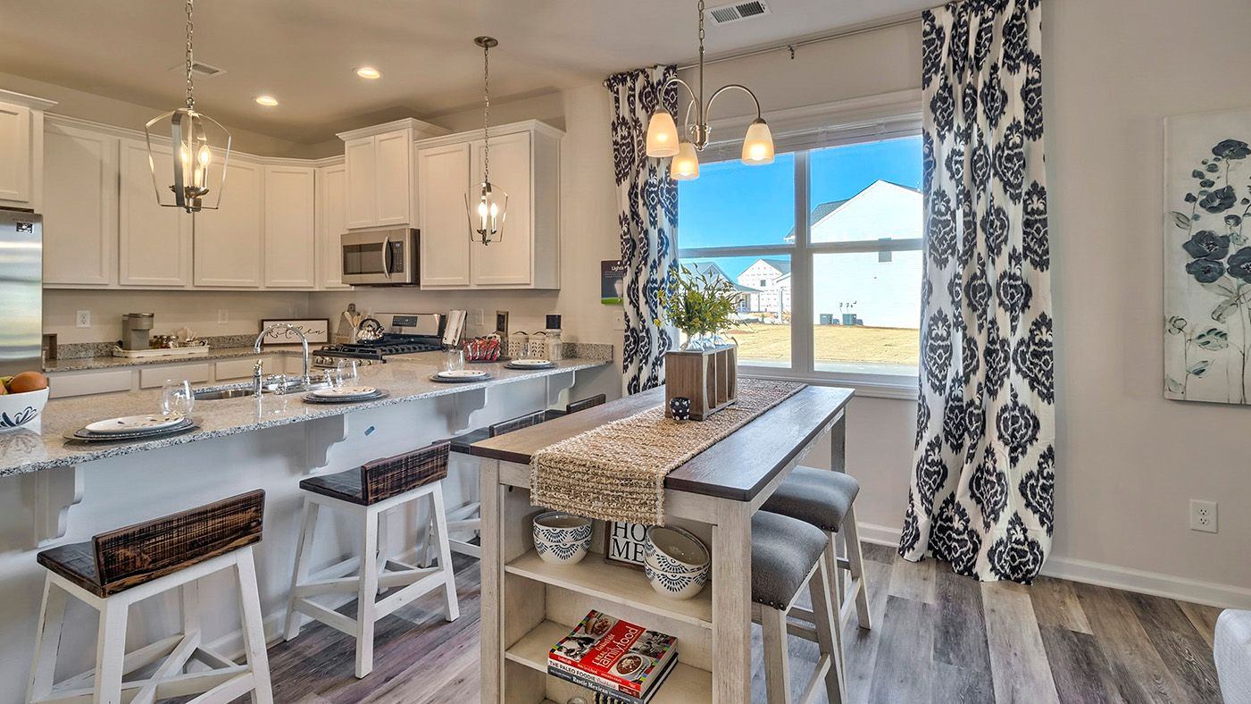 Kitchen featured in the Hazelwood By Stanley Martin Homes in Greenville-Spartanburg, SC