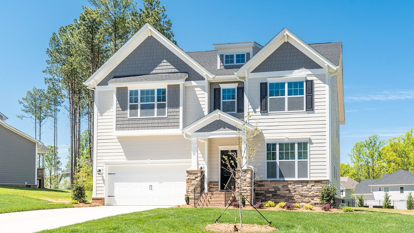 Exterior featured in the Shiloh By Stanley Martin Homes in Greenville-Spartanburg, SC