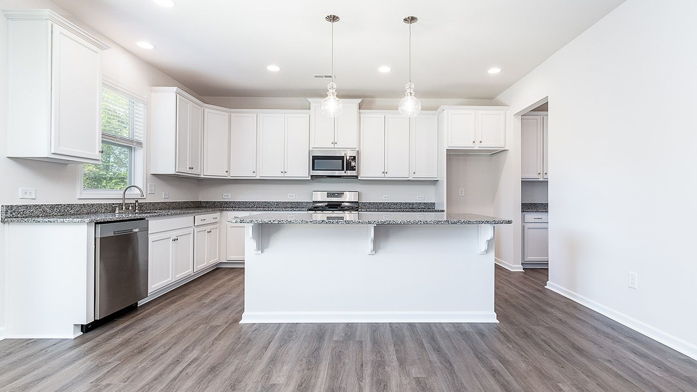 Kitchen featured in the Shiloh By Stanley Martin Homes in Greenville-Spartanburg, SC