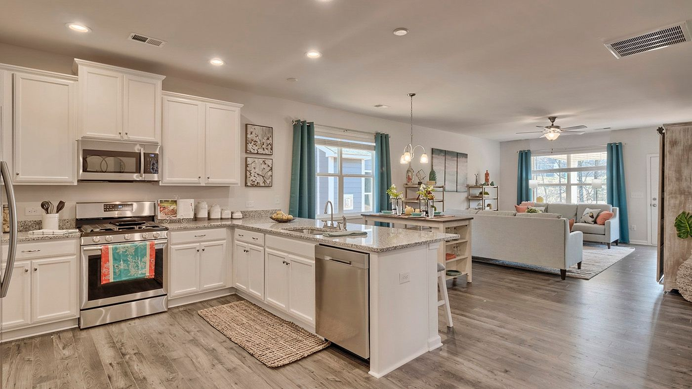 Kitchen featured in the Maldon By Stanley Martin Homes in Greenville-Spartanburg, SC